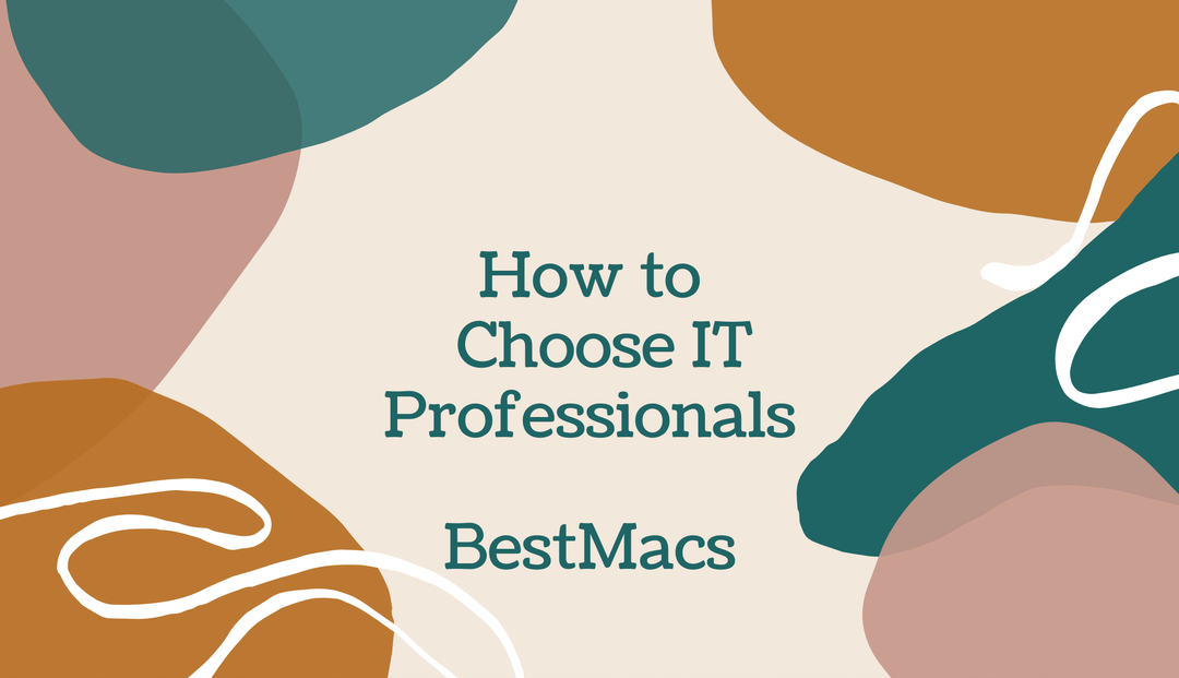 How to Choose IT Professionals