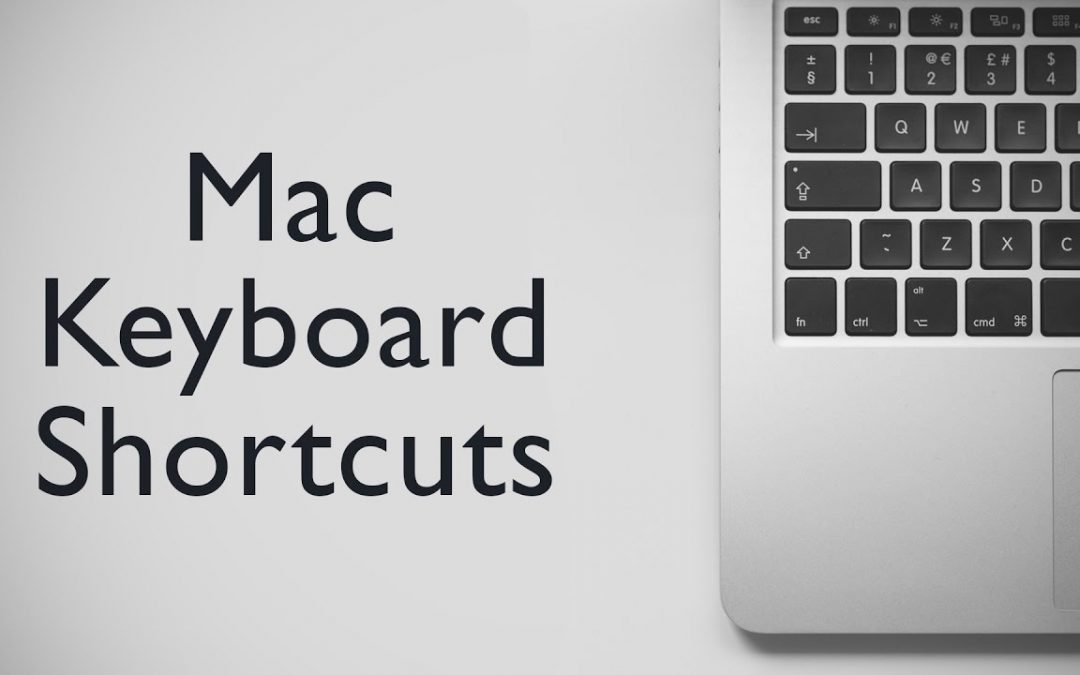 Do You Know These Mac Keyboard Shortcuts?