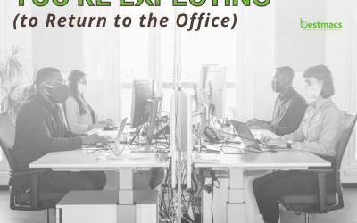 What to Expect when You're Expecting (to Return to the Office)