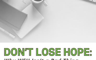 Don't Lose Hope: Why WFH Isn't a Bad Thing